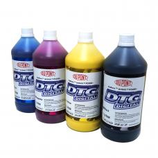 Комплект текстильных чернил DuPont™ Artistri® CMYK по 1 литру