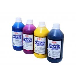 Комплект текстильних чорнил DuPont™ Artistri® CMYK по 500 мл