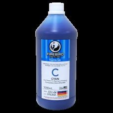 Текстильные чернила FIREBIRD™ CYAN 1 литр