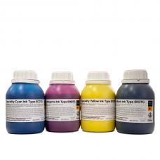 Текстильные чернила Kodak™ ECMYKDTG по 500 мл